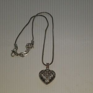 BRIGHTON HEART PENDANT NECKLACE